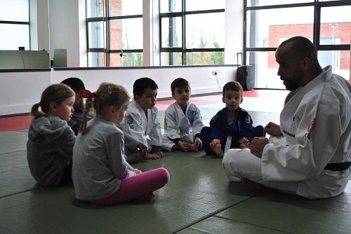 Our Judo Kids Under 7