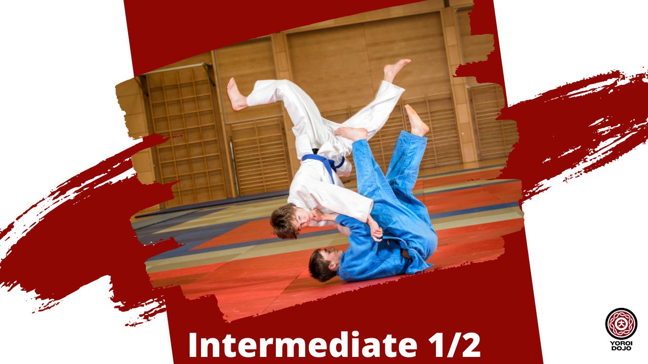 Intermediate class 1 and 2