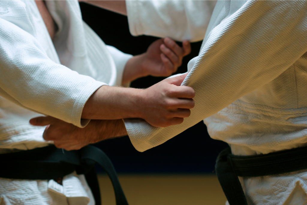 Our Judo Adult Class